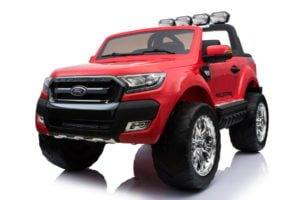 """Kinderfahrzeug – Elektro Auto """"Ford Ranger, neues Modell"""" – lizenziert – 2x 12V7AH Akku,4 Motoren+ 2,4Ghz+MP4+Ledersitz+EVA"""
