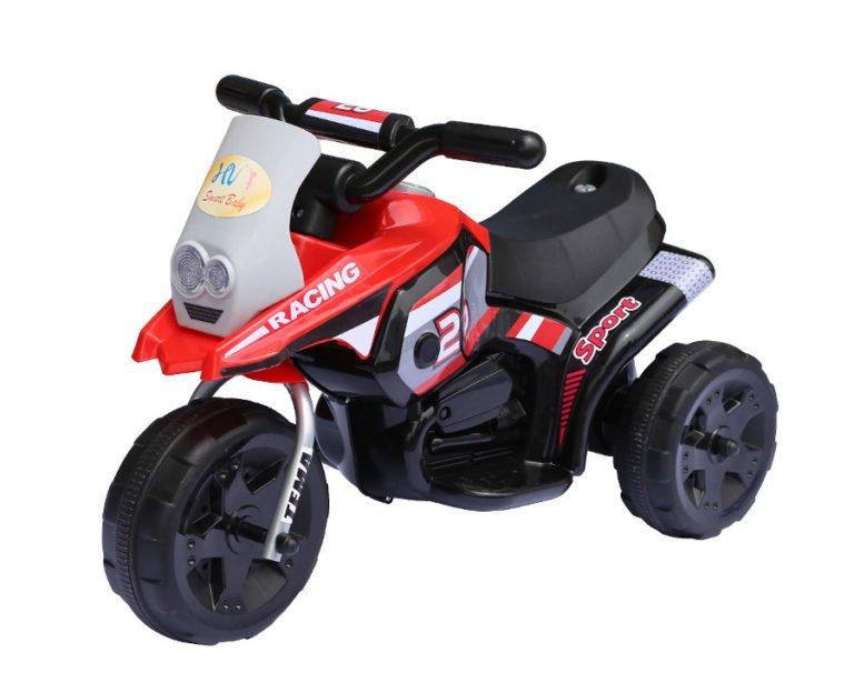 Elektro Kinderfahrzeug lizenziert Motorrad / Dreirad 318 - R-1