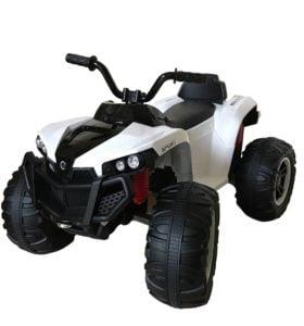 "Elektro Kinderfahrzeug lizenziert mit 2 Motoren ""Quad S888"" ferngesteuert - W 1"