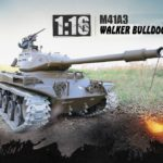 Walker Bulldog Pro Heng Long Panzer