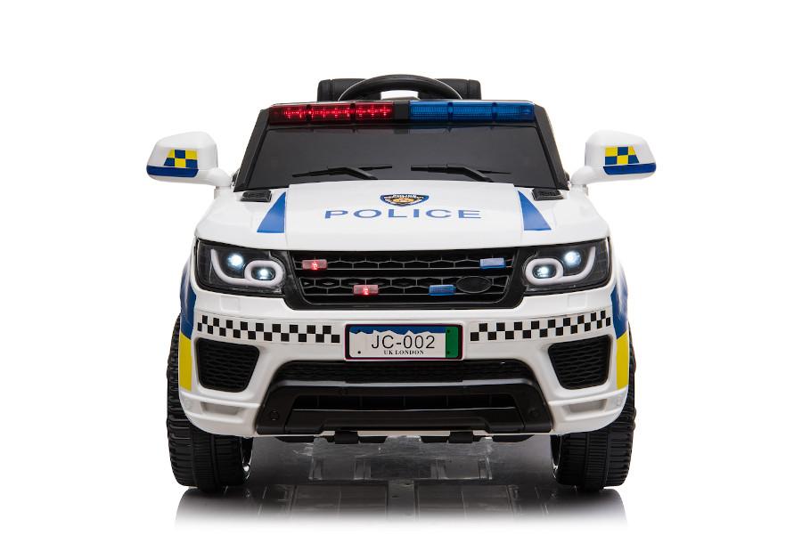 """Kinderfahrzeug - Elektro Auto """"Polizei RR002"""" mit 2,4Ghz Fernsteuerung, MP3+Sirene-2"""