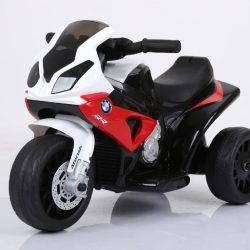 Bmw Mini Dreirad Motorrad rot