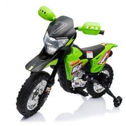 "Elektro Kinderfahrzeug lizenziert ""Cross Motorrad"" - G1"